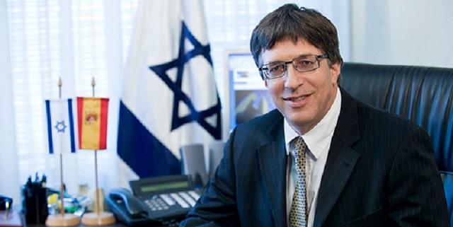 """""""Cada vez son más los solidarios con Israel"""", con Alon Bar, embajador de Israel en España"""