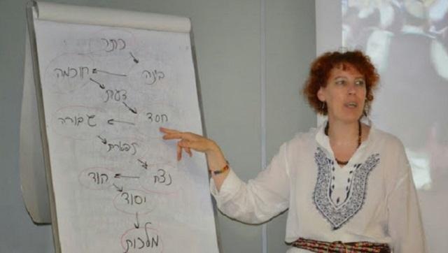 Timna Segal: comunicando el judaísmo en Aragón
