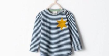 camiseta holocausto zara