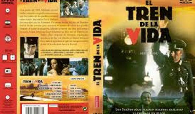 """El tren de la vida (Train de vie)"" (1998), de Radu Mihaileanu (Francia-Bélgica-Holanda-Israel-Rumania)"