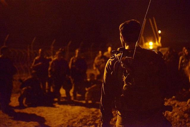 """""""Nosotros no somos los criminales"""" con Dan, miembro de la Brigada Golani"""