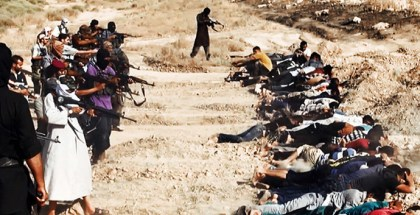 TOPSHOTS-IRAQ-UNREST-ARMY-EXECUTION