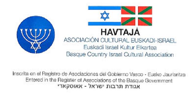 Havtajá: una promesa cumplida, con Joseba Arregi, Presidente de la Asociación Cultural Euskadi-Israel