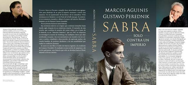 "Marcos Aguinis nos presenta ""Sabra"", su nueva novela"