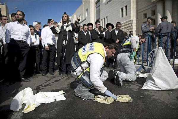 Oleada de violencia terrorista en Jerusalén, con Pascal Roy
