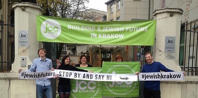 Jews in Poland: Jonathan Ornstein—Director of Krakow's Jewish Community Centre