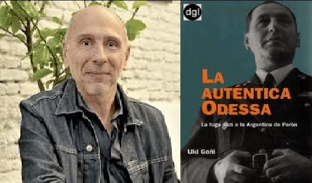 Sólo para sus ojos (Argentina, 1938): no hay visados para los judíos, con Uki Goñi