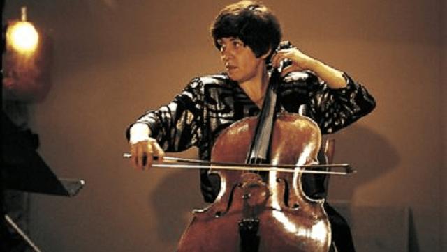 Natalia Gutman y el concierto Nº1 para chelo de Shostakovich