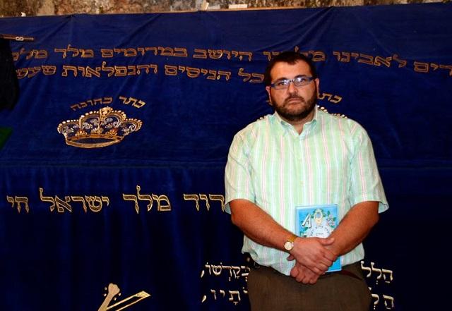 150 años de presencia judía en Melilla, con Mordejay Guahnich