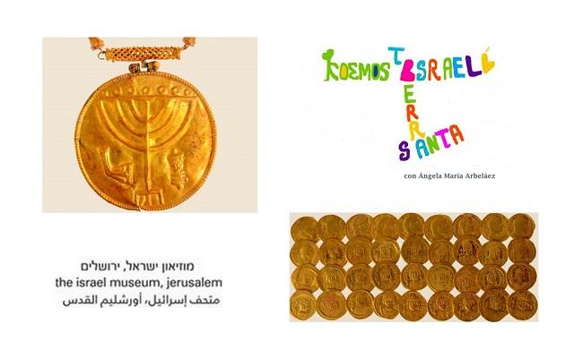 Hand in Hand, tesoros bizantinos en el Museo de Israel & Prof. Emérito Amnon Shiloah (1928-2014) – 2ª parte