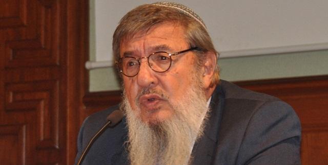El fenómeno de la Sinagoga Rambam de Madrid, con rav Yerahmiel Barylka
