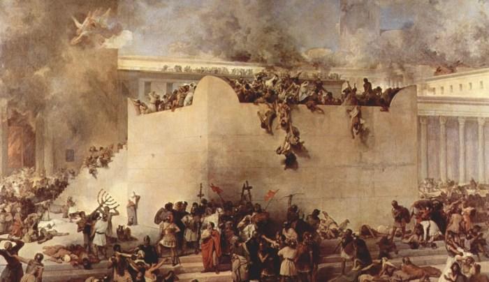 Jeremías cap. 52: el final de Jerusalén