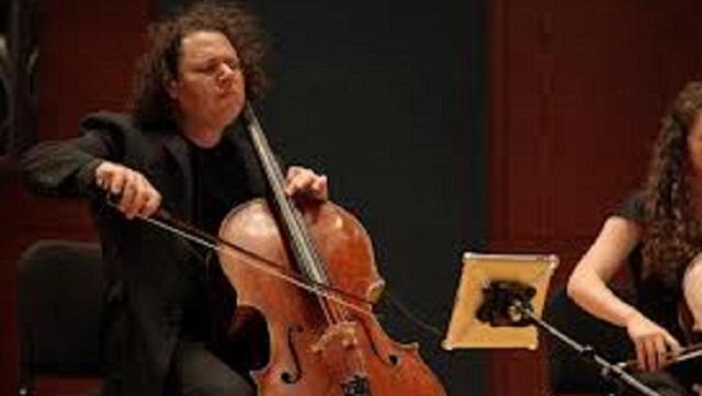 Matt Haimovitz y el Concierto para chelo de Lalo