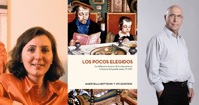 Todo lo que creías acerca de la alfabetización del pueblo judío es falso, con Víctor Vicente Úbeda