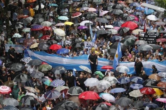 El clamor de la Marcha del Silencio, con Claudio Avruj