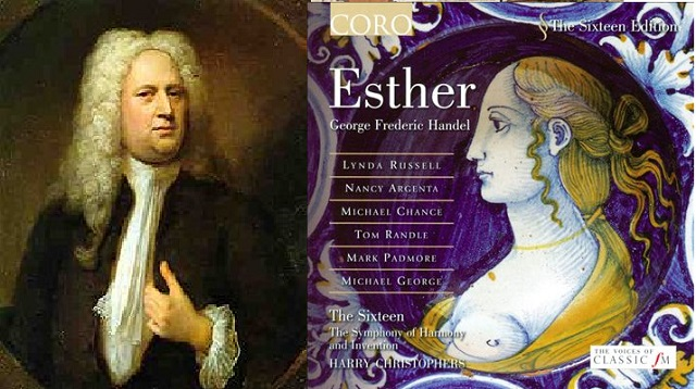 """""""Esther"""" (versión de 1718) de Haendel"""