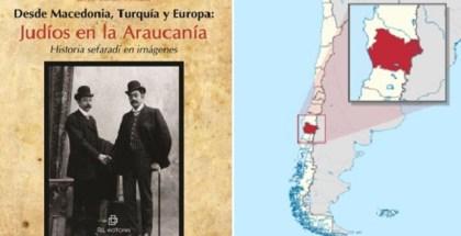 judios en araucania