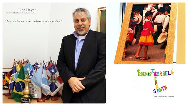 América Latina y el Caribe: amigos incondicionales de Israel, con Lior Hayat