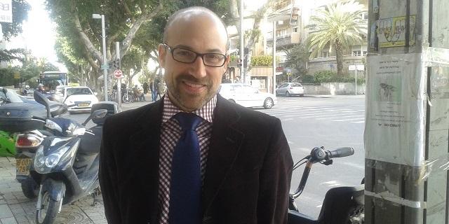 Cultura con ñ en Israel, con el consejero de la embajada de España Juan Villar