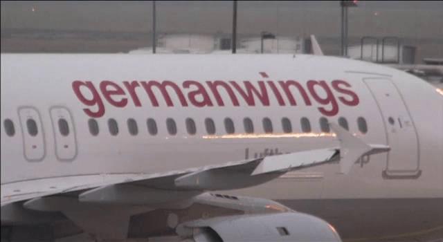 He vuelto a nacer el 24 de marzo, con dos personas que anularon el vuelo de Germanwings que se estrelló