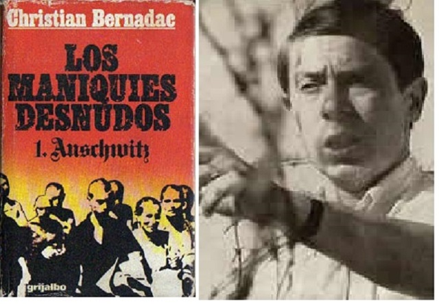 """Los maniquíes desnudos"" de Cristian Bernadac"