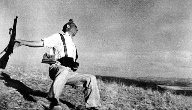 Robert Capa en Israel
