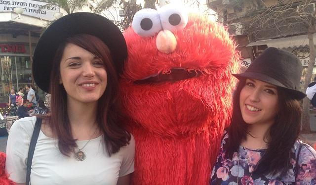 El Proyecto Tel Aviv, con María Ruiz y Minerva Burroni