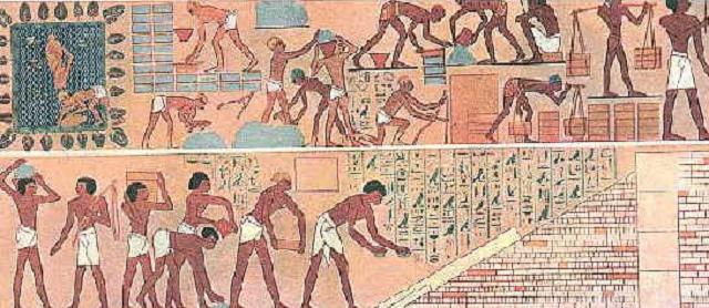 Las ciudades bíblicas de Pitom y Ramsés