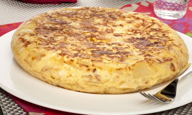 Escapada a Chipre y el éxito de una tortilla de patatas