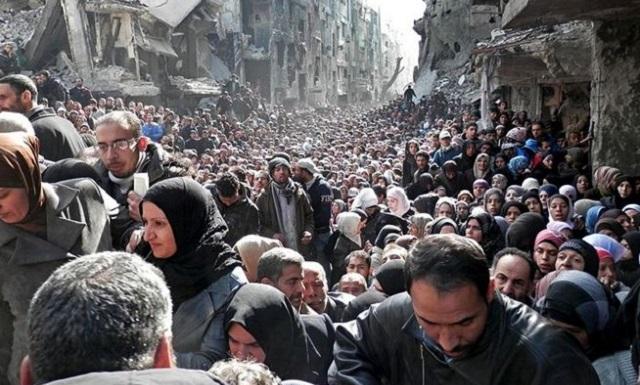 Yarmuk: el mito vende – la culpa no, con Elías Cohen