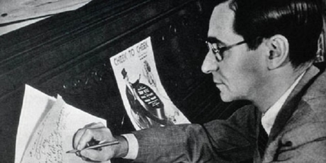 Irving Berlin, with Film Historian Philip Harwood