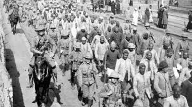 Centenario del genocidio armenio, con Yashmina Shawky