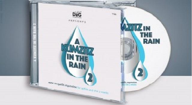Kumzitz in the Rain 2: jasidistas a capella