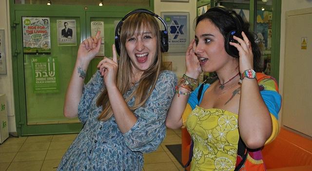Joanna Broniewska: una estudiante judia de Cracovia, durante el Festival de Cultura Judía