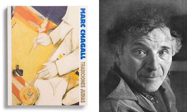 """""""Marc Chagall: La vida como historia revelada"""", por Javier Arnaldo (Fundación March, Madrid, 28/1/1999)"""