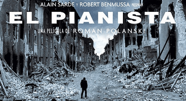 """El pianista"" (2002), de Roman Polanski, (Francia – Polonia – Alemania – Reino Unido)"