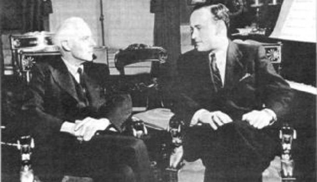 André Gertler y el Primer Concierto para Violín de Bartok
