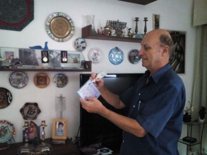 De refugiado a inventor, con William Krukovski