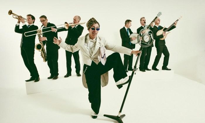 A todo ritmo, Yiddish Twist Orchestra