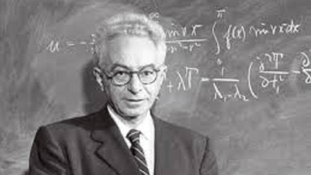 Richard Courant crea el Instituto de la Universidad de Nueva York