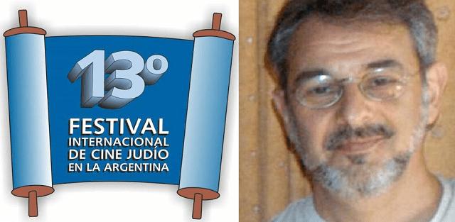 Hablando con Luis Gutmann, director de 13º Festival Internacional de Cine Judío de Argentina