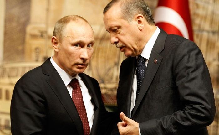 El zar Putin y el sultán Erdogan dominan Oriente Próximo