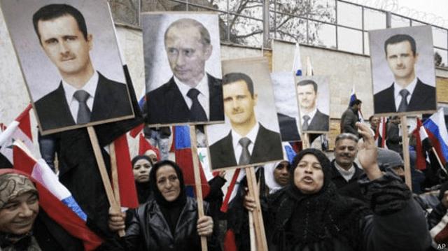 Rusia y la Nueva Guerra Fría: entrando hasta la cocina en Siria, con Jesús Manuel Pérez Triana