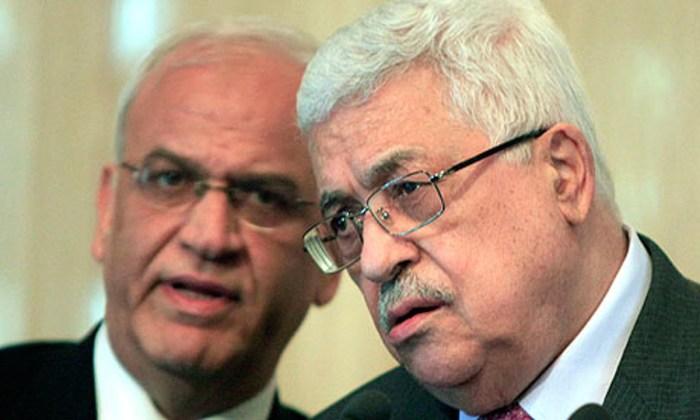Las mentiras e incitaciones de Abbas y Erekat
