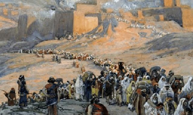 Los judíos de Oriente (2ª parte): la destrucción de Jerusalén y el destierro a Babilonia (Galut Babel)