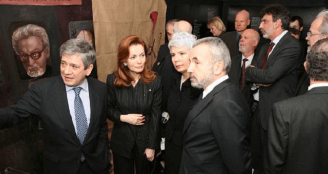 La recientemente fallecida Sofía Gandarias y Esther Bendahan recordaron el 90 aniversario del nacimiento de Primo Levi