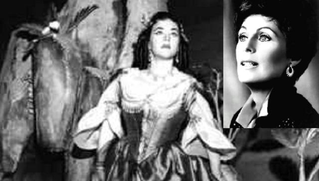 """""""Ariadna en Naxos"""", de Richard Strauss, con Roberta Peters"""