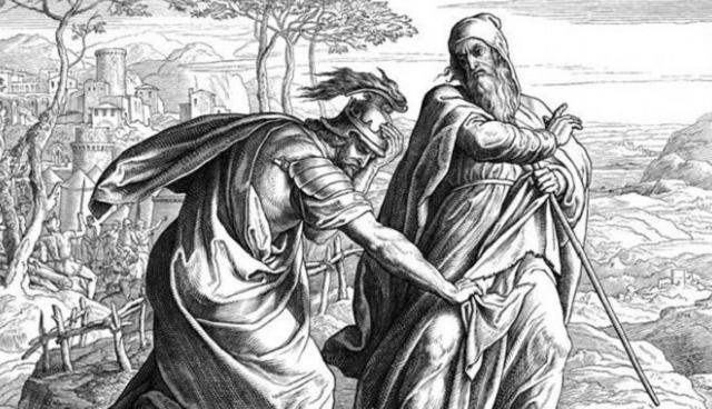 Salmo 57: oración en que se pide la ayuda divina