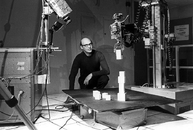 """Marvin Minsky (Z""""L), pionero de la inteligencia artificial"""