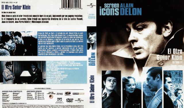 """El otro Señor Klein (Monsieur Klein)"" (1976), de Joseph Losey (Francia – Italia)"